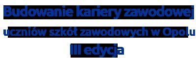 Budowanie kariery zawodowej Logo